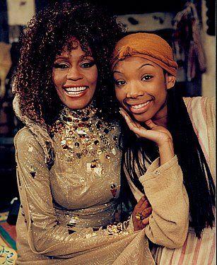 #Whitney Houston #Brandy #rodgers and hammerstein's cinderella