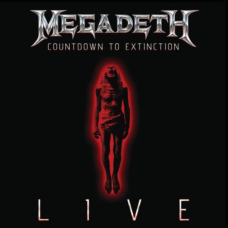 MEGADETH - Countdown To Extinction: Live