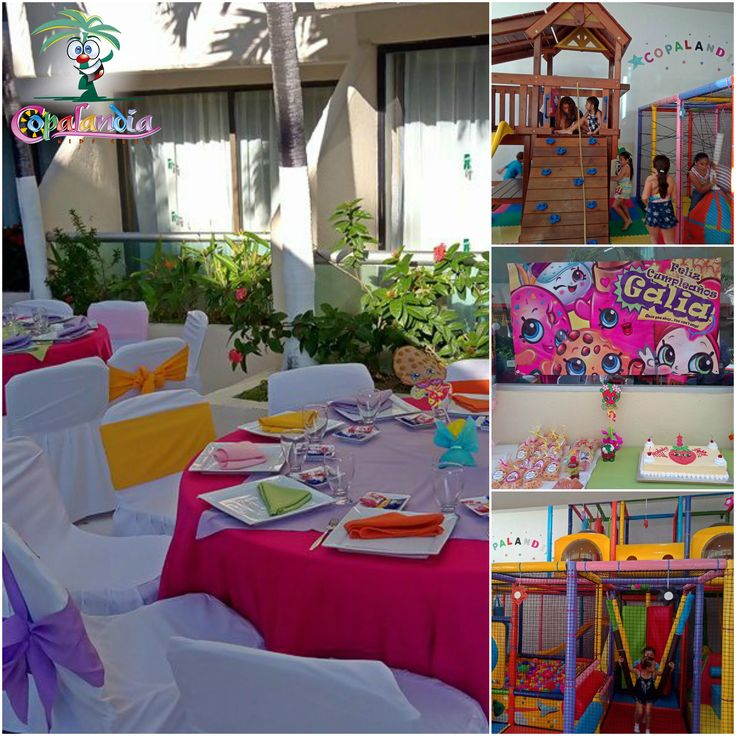 Espacio dedicado especialmente, para los más pequeños de la familia. Organizamos los mejores eventos infantiles, llámanos: (744) 484 32 60 Ext. 2089 Les va a encantar! Y a nosotros, nos encantará atenderles.