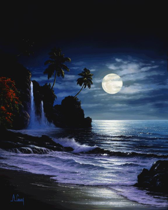 Moon-light-falls-30x24.gif picture by Shirleyscott55 - Photobucket... The most perfect light!!!