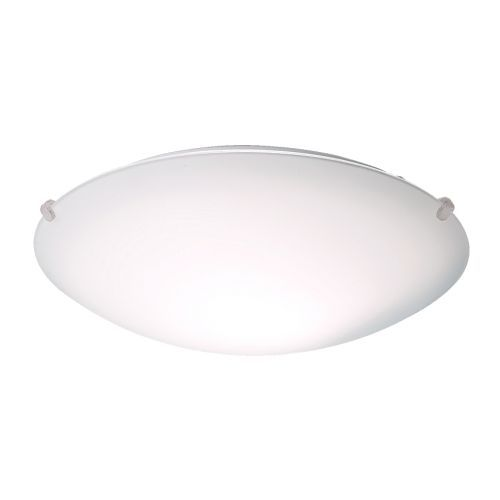 IKEA - LOCK, Ceiling lamp,  , , The frosted glass provides a no-glare general light that is pleasant for your eyes.