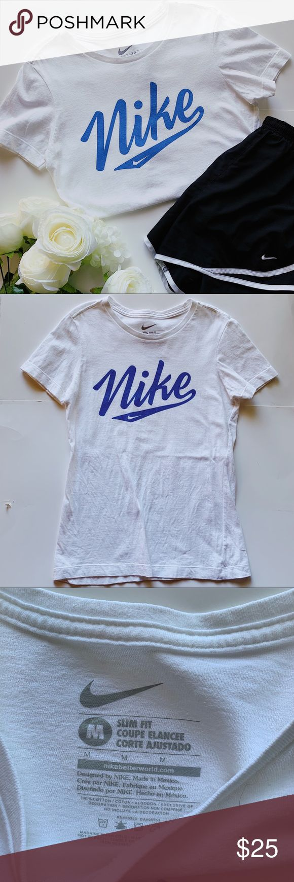 NIKE slim fit Tshirt NIKE slim fit Tshirt. This is a