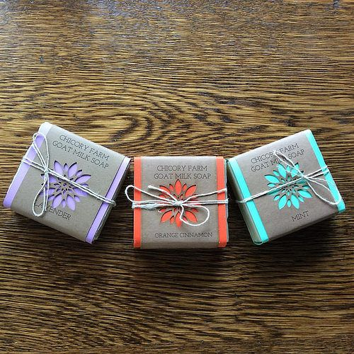 Handmade Soap from Chicory Farm | Handmade soap is one of my… | Flickr