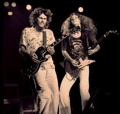 Steve Gaines & Allen Collins
