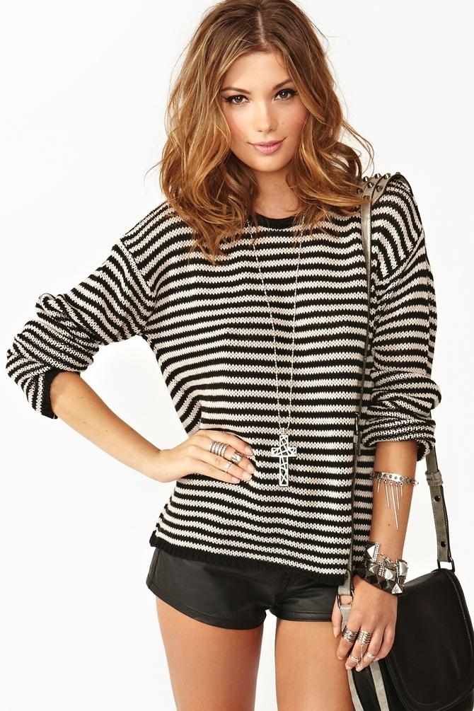 Hanni Stripe Knit