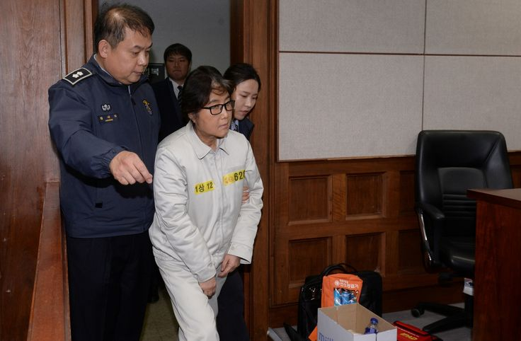 Choi Soon Sil, The Woman Responsible For South Korea's Presidential Scandal, Asks For Death