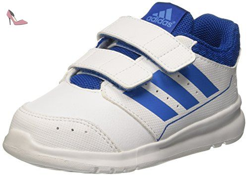 adidas LK Sport 2.0, Chaussures de Running Compétition Mixte Enfant, Bleu (EQT Blue/Semi Solar Slime/Shock Blue), 38 EU