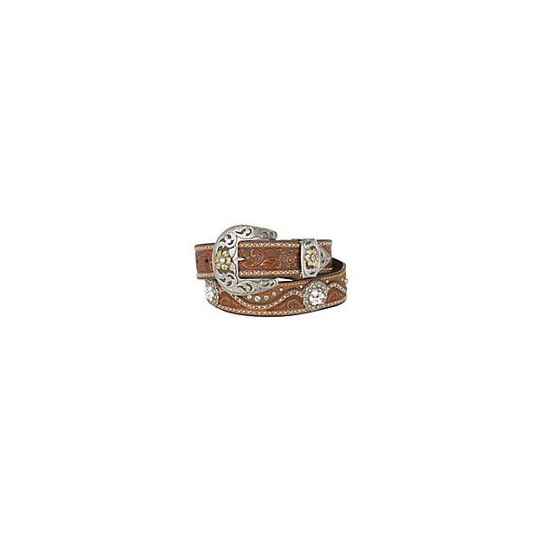 Western Belts | Cavender's Boot City (€61) ❤ liked on Polyvore featuring accessories, belts, cowboy belt, western belts and cowgirl belts