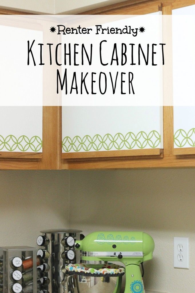 how to kitchen cabinets kitchen cabinet makeover for renters do it 4375