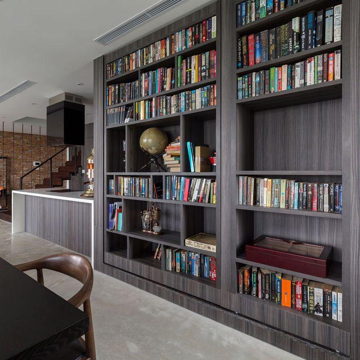 Hidden Murphy Room Behind The Bookshelf