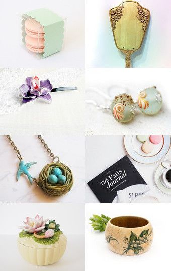 Marie Antoinette by Mandarina on Etsy--Pinned with TreasuryPin.com