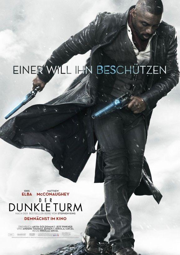"""Der dunkle Turm - Poster """"Beschützer"""""""