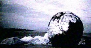 Vostok 1 Capsule Vostok 1 Capsule after landing.