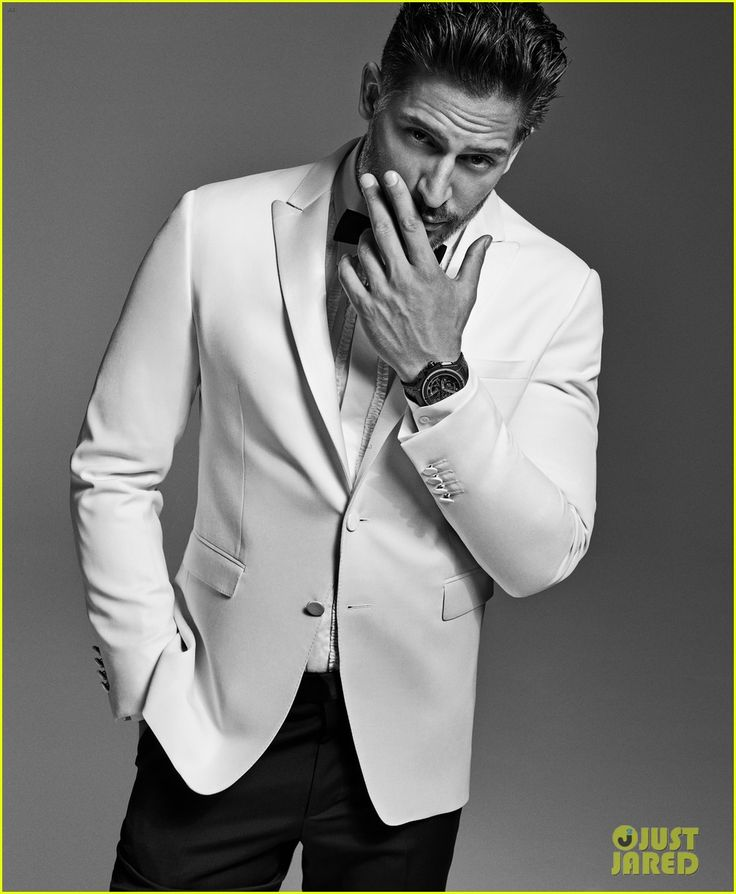 joe manganiello haute living 07 Joe Manganiello is brooding in black and white on the cover of Haute Living's July/August issue, on newsstands now.    Here is what the 38-year-old Magic Mike XXL…