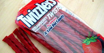 Twizzlers!