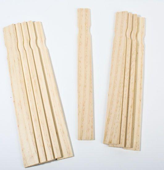 Wood Paint Wood Paint Sticks