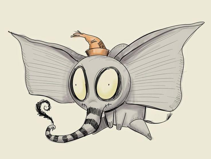 Tim Burton será el responsable de traer de regreso a uno de los elefantes más queridos de la animación, Dumbo.  El filme contará con efectos especiales hechos a computadora y actores reales.