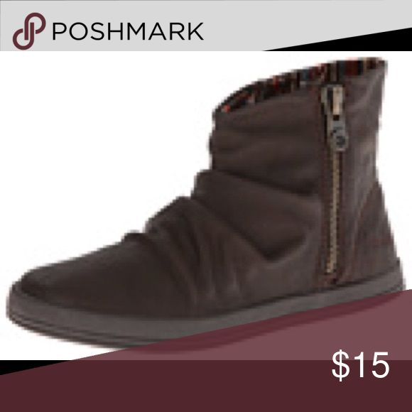Blowfish shoes dark brown shoes in good condition In good condition and very comfortable Blowfish Shoes Ankle Boots & Booties