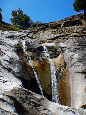 Canyoning at Samothrace