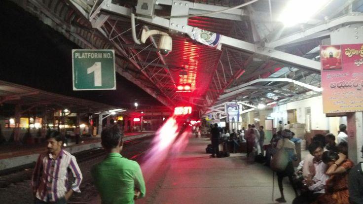 Ananthapur Railway Station