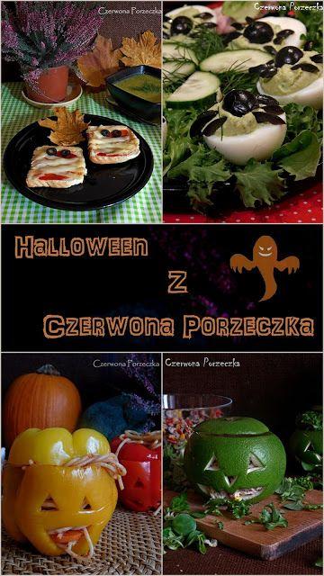 Czerwona Porzeczka: Pomysły na Halloween