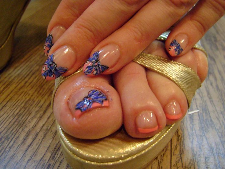 Toenail Designs: Toenail Art Designs