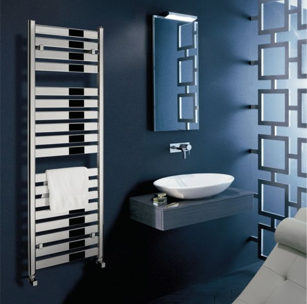 Exclusive Offer On The Fabulous Bauhaus Edge Flat Panel 500 X Chrome Manufacturing Code Of This Towel Rail Is