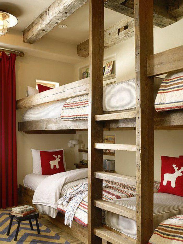 lit enfant sureleve lit en bois clair ikea lit mezzanine pas cher meubles