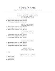 elegant lavender resume template free download