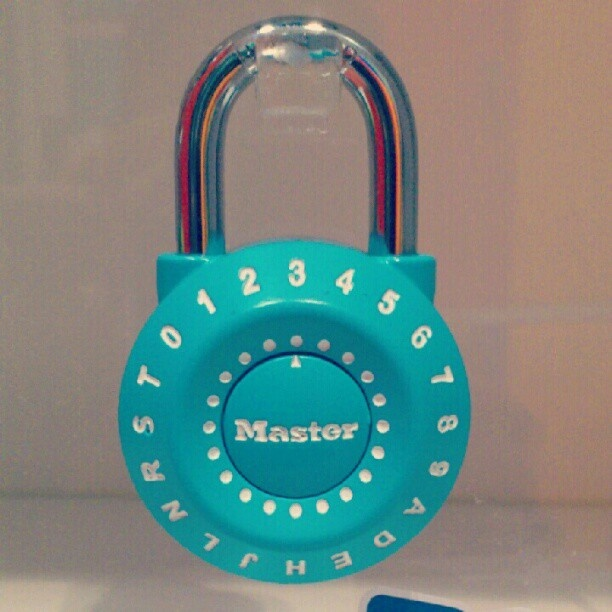 At Locker & Lock, we provide locks# with style =)