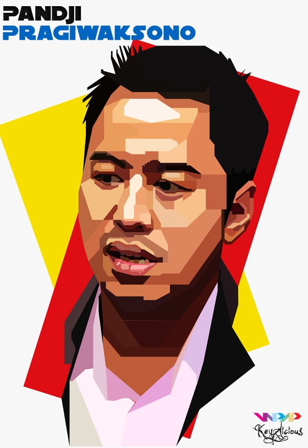 Pandji Pragiwaksono ~ Standup Comedian from Indonesia