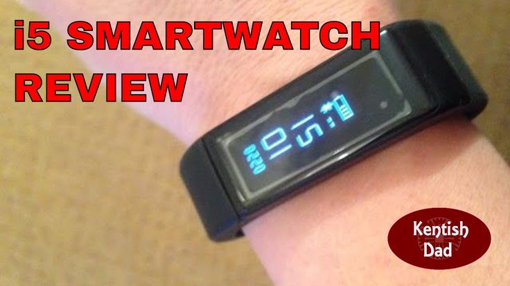i5 Smartwatch Review | iPhone Compatible