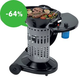 Akcia: Lacné grily (plynové/na uhlie) so zľavou až 64%