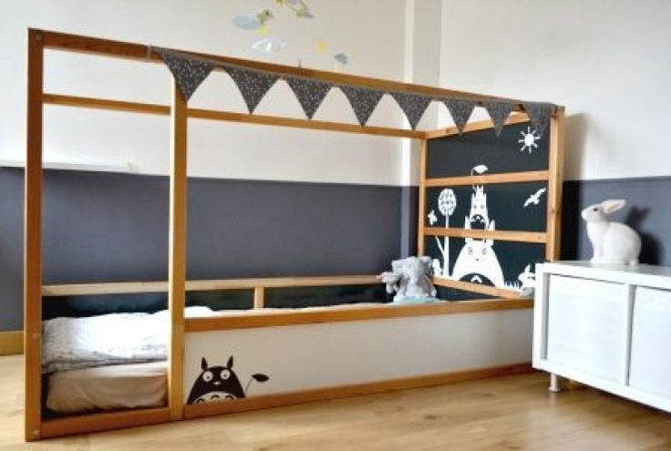 159 besten ikea hack kura bett bilder auf pinterest kinderzimmer kinderbett und etagenbett. Black Bedroom Furniture Sets. Home Design Ideas