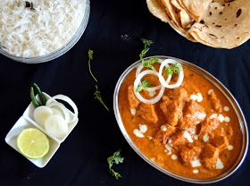 Butter Chicken aka Murgh Makhni is a classic and popular Indian delicacy from the Punjabi Cuisine that is famous not only in India  bu...