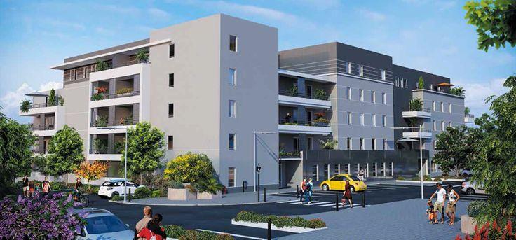 Investissement locatif à AVIGNON – Loi Pinel - 1013 | Valority