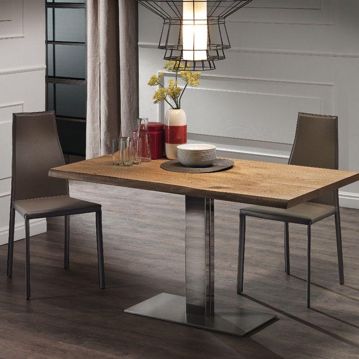 les 81 meilleures images du tableau dining table sur pinterest meubles modernes salle. Black Bedroom Furniture Sets. Home Design Ideas
