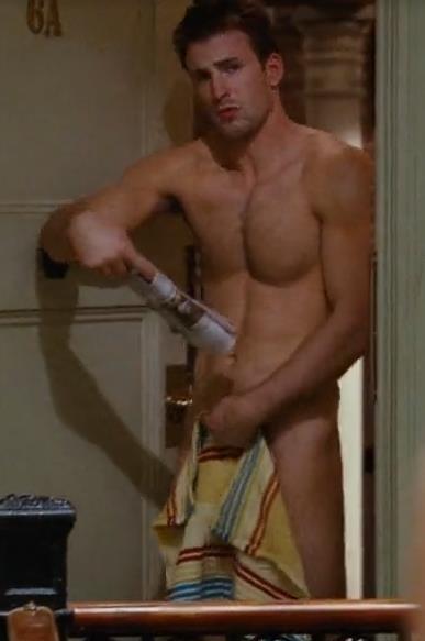 Chris Evans desnudo en fotos y vdeos CromosomaX