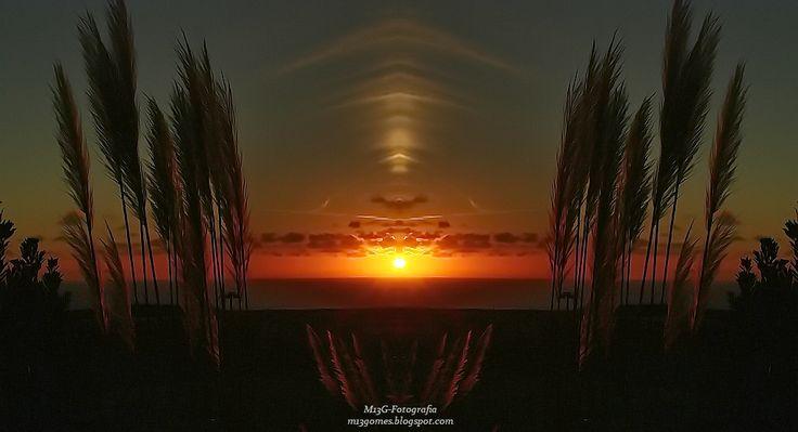 ***M13G-Fotografia: Mar e Pôr do Sol...