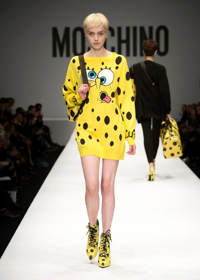 Moschino Fall/Winter 2014
