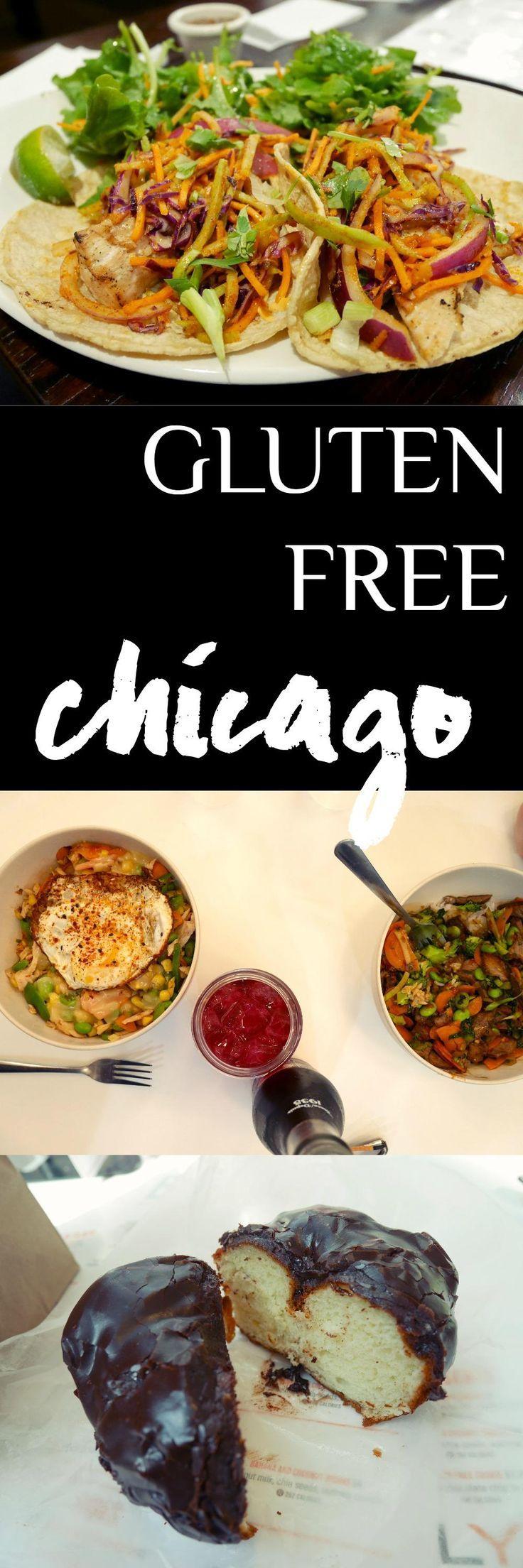 Gluten free Chicago, USA