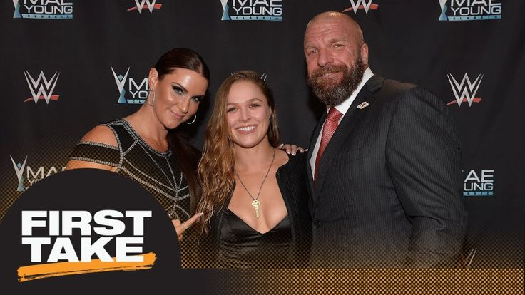 #news#WorldNewsESPN News : Stephen A. Smith says Ronda Rousey's fight career is over after joining WWE | First Take | ESPN