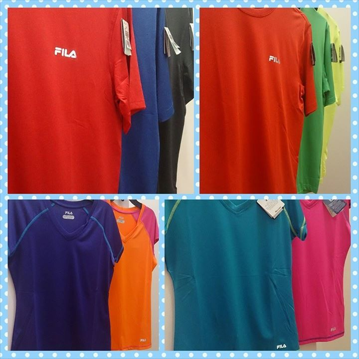 M's W's colorful T'shirt