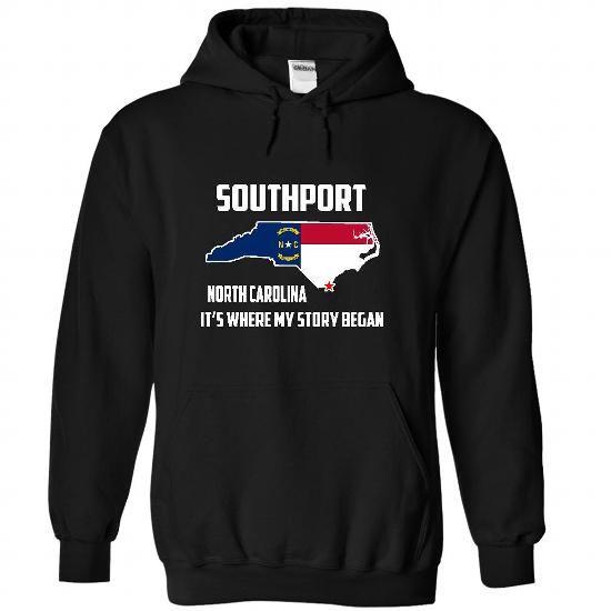 Southport North Carolina Special Shirt 2015-2016 - #tshirt pillow #hipster sweatshirt. GET YOURS => https://www.sunfrog.com/States/Southport-North-Carolina-Special-Shirt-2015-2016-4877-Black-28067929-Hoodie.html?68278