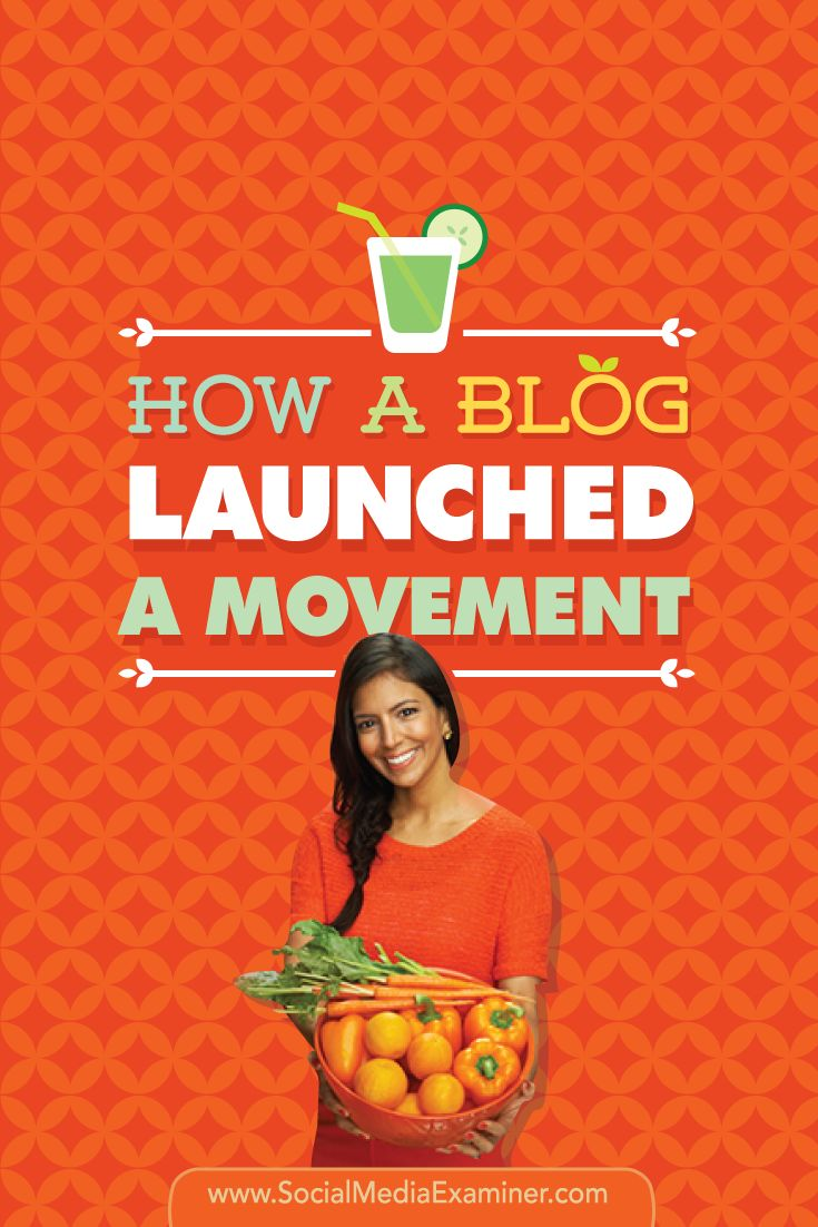 Hear how a blogger followed her passion and grew a mega following in a few short years.