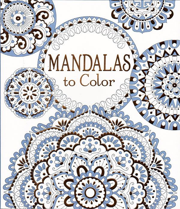 Show Details For Mandalas To Color IR Usborne Doesnt Only Have Children Books