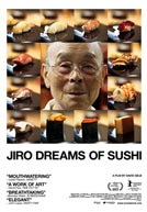 JIRO DREAMS OF SUSHI is the story of 85 year-old Jiro Ono, considered by many to be the world's greatest sushi chef. He is the proprietor of Sukiyabashi Jiro, a 10-seat, sushi-only restaurant inauspiciously located in a Tokyo subway station. Despite its humble appearances, it is the first restaurant of its kind to be awarded a prestigious 3 star Michelin review, and sushi lovers from around the globe make repeated pilgrimage, calling months in advance and shelling out top dollar