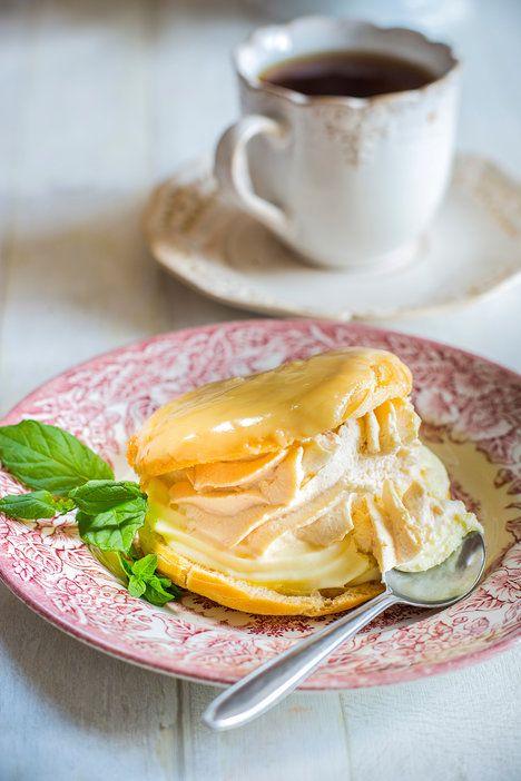 Božská kombinace karamelu a vanilky; David Háva