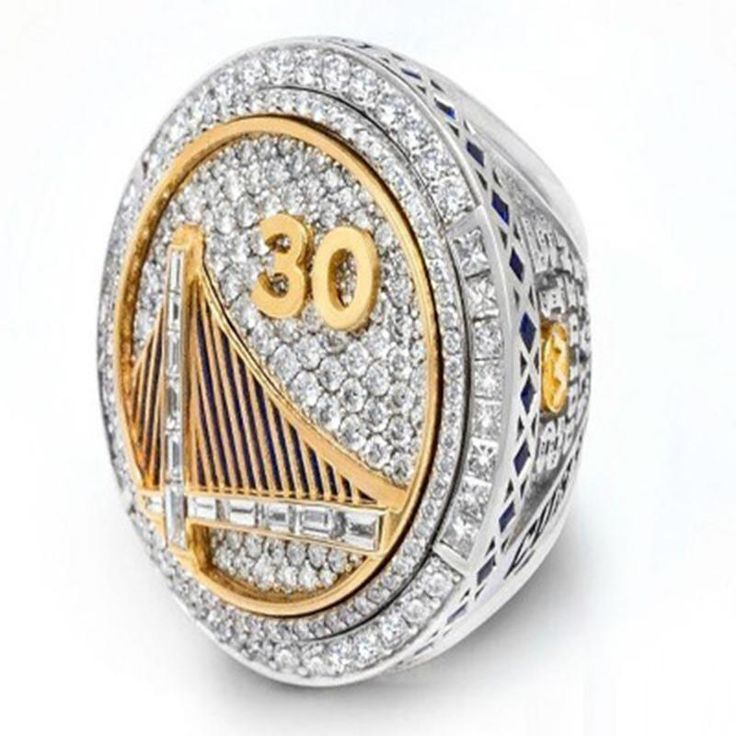 [Visit to Buy] Manufacturers selling the for NBA golden state warriors championship ring, high quality replica basketball Crown sports #Advertisement