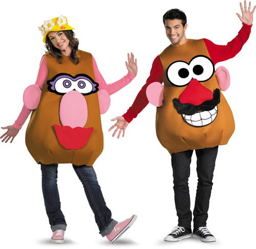 disfraces originales disfraz mr potato